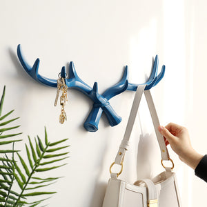 Deer Antler Wall Hook - The Quirky Home Co