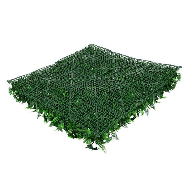 Artificial Green Wall Living Hedge Panel - The Quirky Home Co