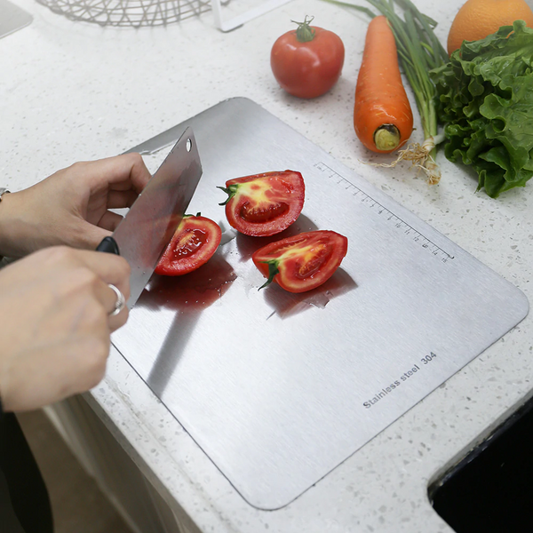 Stainless Steel Chopping Board - The Quirky Home Co