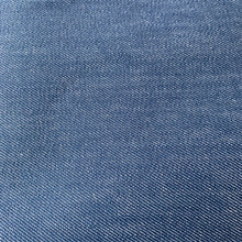 Load image into Gallery viewer, WETHERBY ORGANIC COTTON DENIM IN MEDIUM BLUE REMNANT 259CM X 148CM