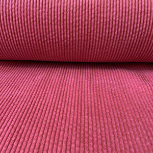 ROSE PINK BUBBLE SOFT CORDUROY