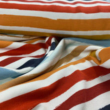 Load image into Gallery viewer, PAINTED STRIPE FRENCH TERRY
