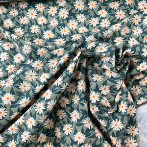 MILDREDS PRESSED FLOWERS COTTON JERSEY