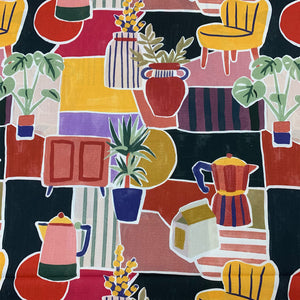LADY MCELROY RETRO LIFESTYLE COTTON LAWN FABRIC