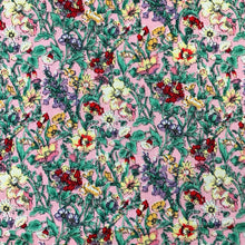 Load image into Gallery viewer, BRIGHT BLOSSOM COTTON POPLIN