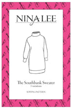 Load image into Gallery viewer, NINA LEE SOUTHBANK SWEATER PATTERN