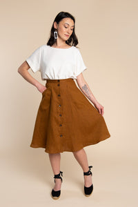 CLOSET CORE PATTERNS FIORE SKIRT PATTERN