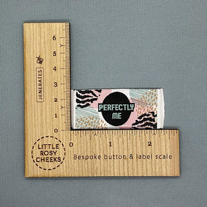 LITTLE ROSY CHEEKS 'PERFECTLY ME' LABELS