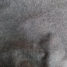 Load image into Gallery viewer, YARN DYED LINEN VISCOSE BLEND IN BLACK