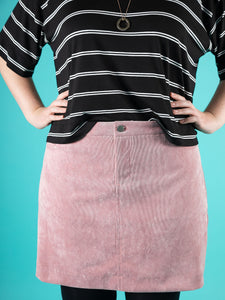 TILLY AND THE BUTTONS NESS SKIRT