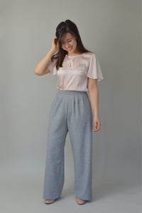 NINA LEE PORTOBELLO TROUSER PATTERN