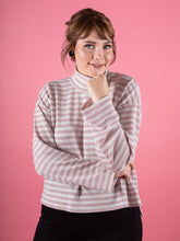 Load image into Gallery viewer, TATB TILLY AND THE BUTTONS NORA TOP SWEATSHIRT TSHIRT PATTERN