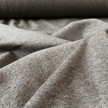 Load image into Gallery viewer, CHARCOAL GREY ALPINE SWEATSHIRTING