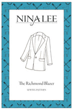 Load image into Gallery viewer, NINA LEE RICHMOND BLAZER