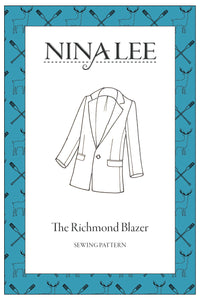 NINA LEE RICHMOND BLAZER