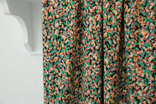 Load image into Gallery viewer, ATELIER JUPE SMALL COLOURFUL PRINT VISCOSE