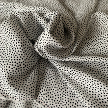 Load image into Gallery viewer, DOTTY ABOUT DOTS VISCOSE CHALLIS LAWN
