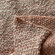 Load image into Gallery viewer, DUSTY PINK SLUB KNIT