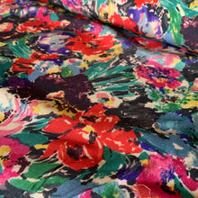Load image into Gallery viewer, MADISON FLORAL VISCOSE TWILL BY FABRIC GODMOTHER