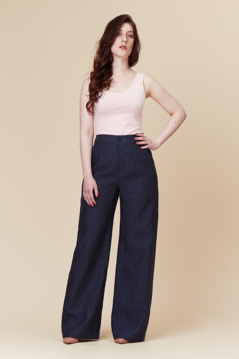 DEER AND DOE NARCISSE TROUSER PATTERN