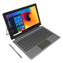 Load image into Gallery viewer, Jumper EZpad Go  11.6 inch 2 in 1 Tablet PC with Touch pen and Keyboard - Silver