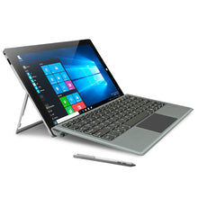 画像をギャラリービューアに読み込む, Jumper EZpad Go  11.6 inch 2 in 1 Tablet PC with Touch pen and Keyboard - Silver