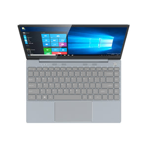 Jumper EZbook X3 Pro 13.3 inch Aluminium Case Laptop with Backlit Keyboard-Silver