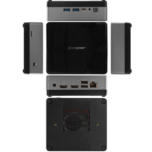 Jumper EZbox i3 Intel Broadwell-U i3-5005u processor/VESA Mount/8G DDR3L/128GB Storage