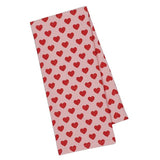 wholesale heart dishtowel