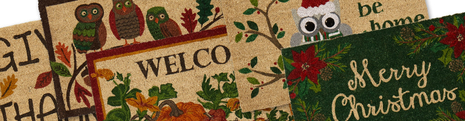 Fall U0026 Holiday Doormats