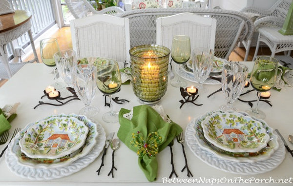 8 spring tablescapes we re loving dii design imports