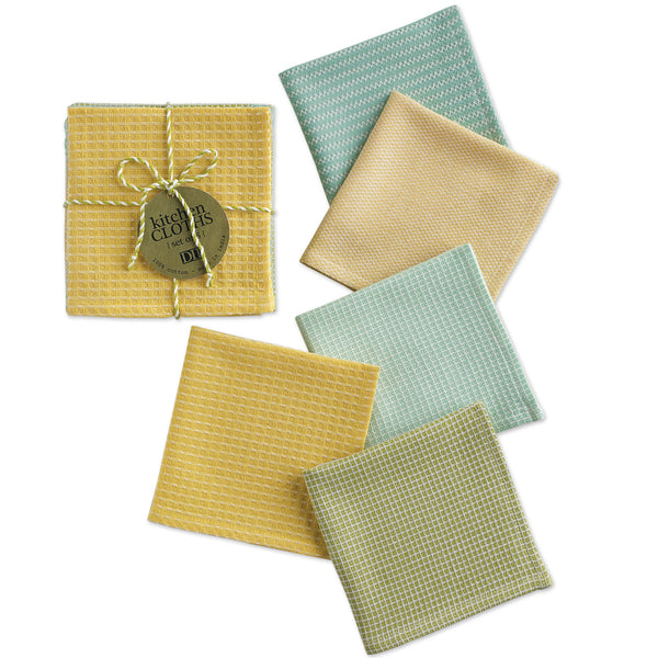 Wholesale Laguna Dishcloth Set of 5 - DII Design Imports