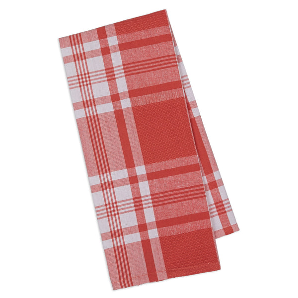 Wholesale - Tomato Bisque Kitchen Window Dishtowel - DII Design Imports - 1