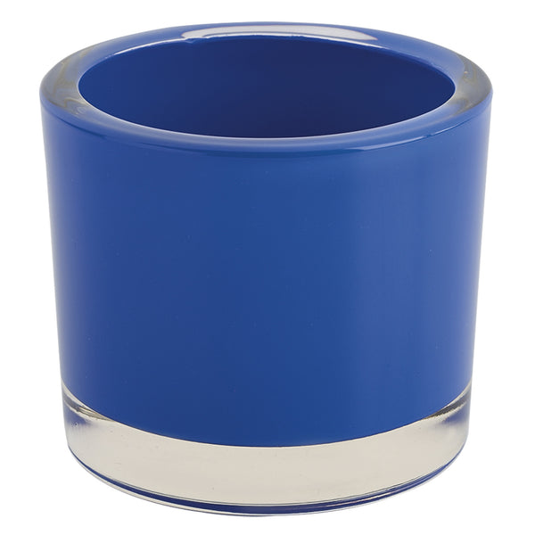 Wholesale - Cobalt Glass Candle Holder - DII Design Imports - 1
