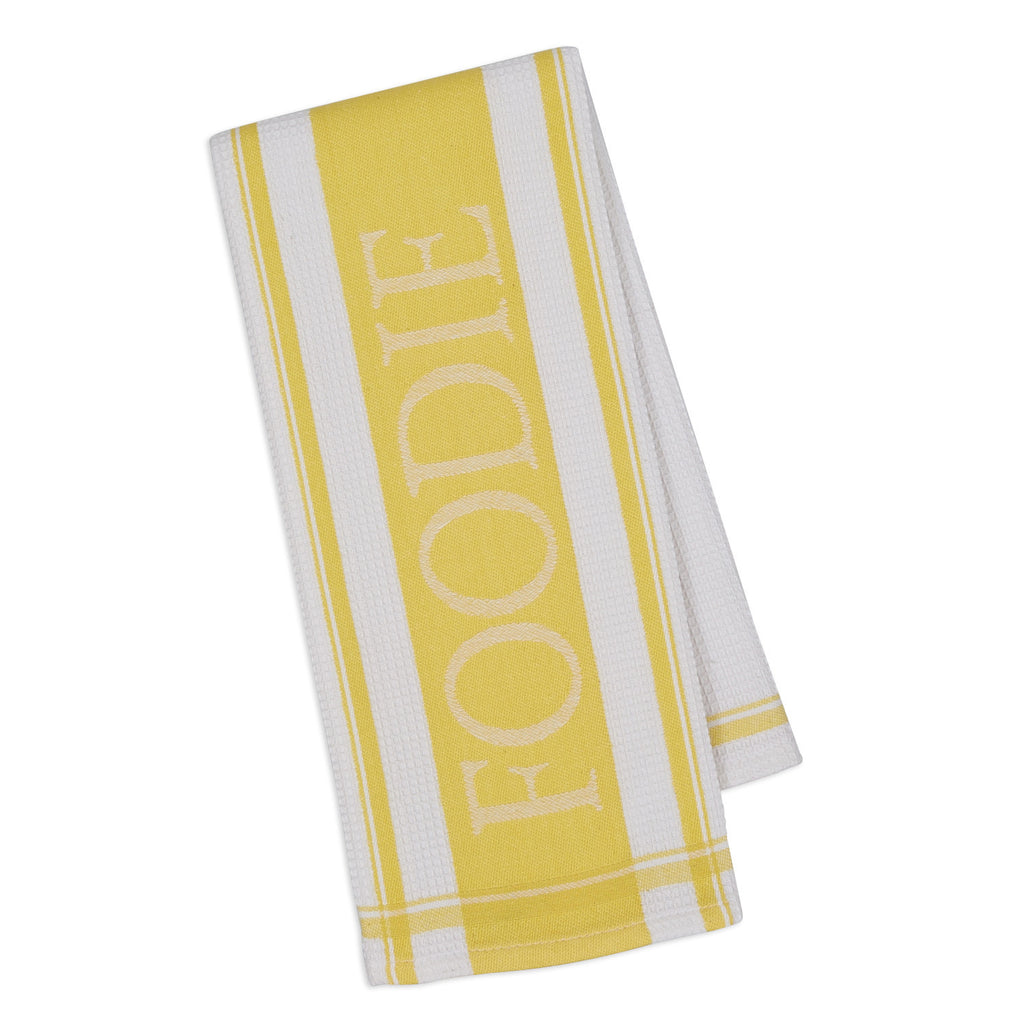 Wholesale Snapdragon Foodie Jacquard Dishtowel - DII Design Imports