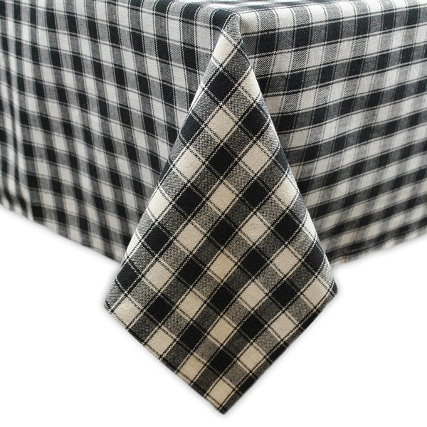 French Check Tablecloth - DII Design Imports