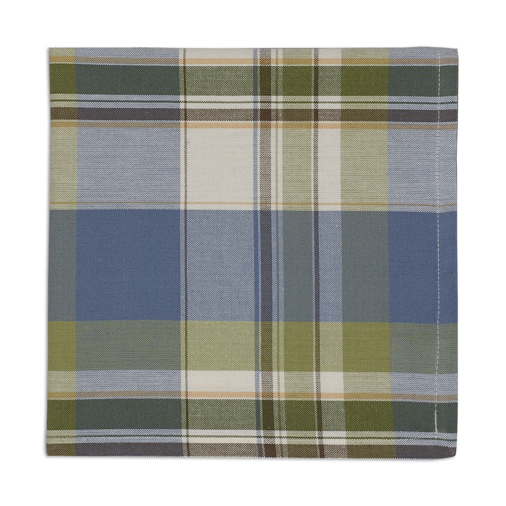Wholesale Lake House Plaid Napkin - DII Design Imports