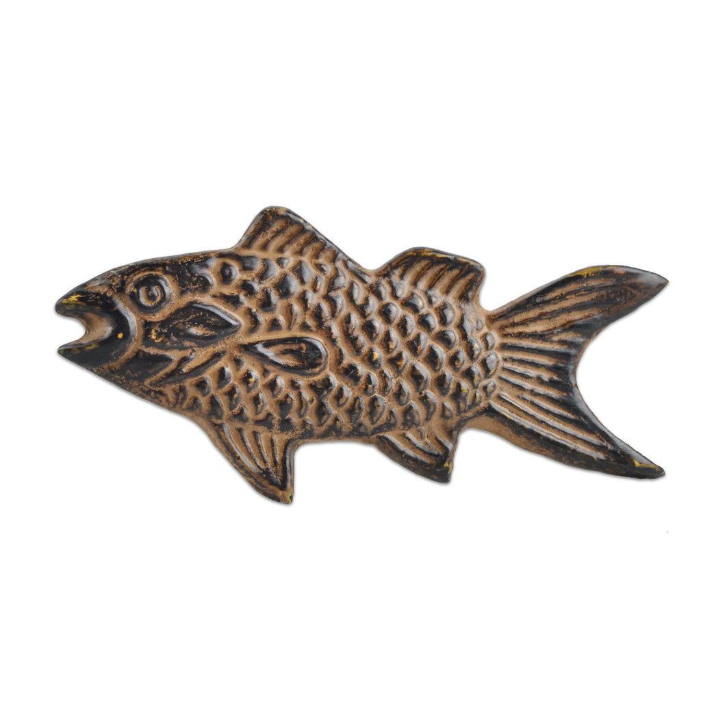 Wholesale - Fish Napkin Ring - DII Design Imports - 1