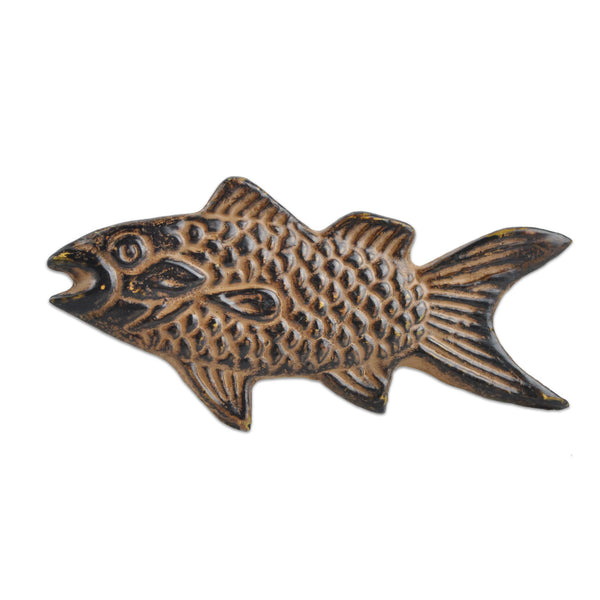Fish Napkin Ring - DII Design Imports