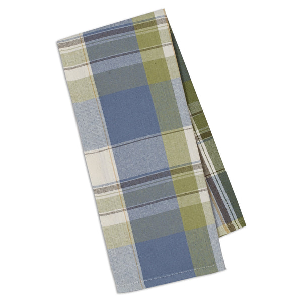 Wholesale Lake House Plaid Dishtowel - DII Design Imports