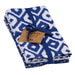 Wholesale Indigo Prints Napkin - Set of 4 - DII Design Imports