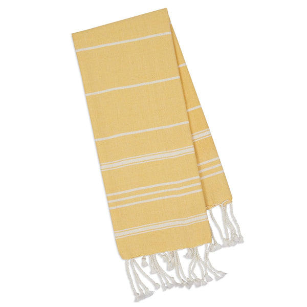 Wholesale Snapdragon Fouta Kitchen Towel - DII Design Imports