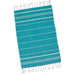 Wholesale Cozumel Blue Fouta Kitchen Towel - DII Design Imports