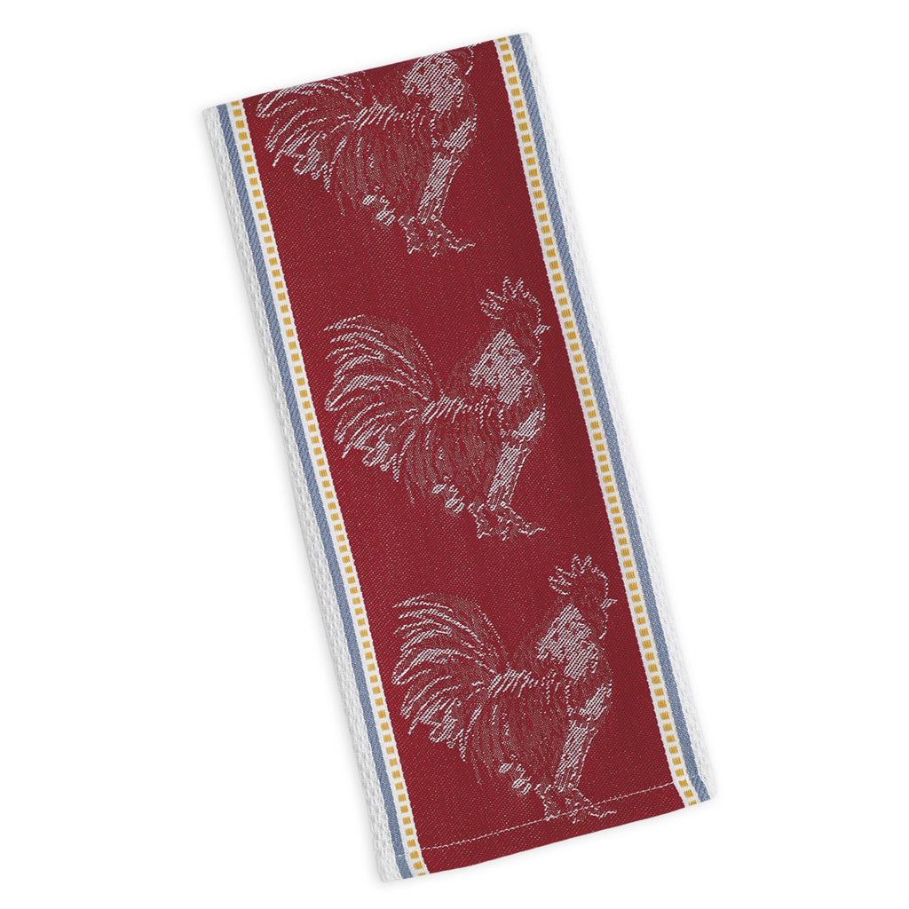 Wholesale Rooster Jacquard Dishtowel - DII Design Imports
