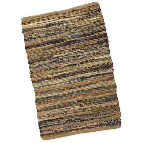Wholesale - Taupe Chindi Rug - DII Design Imports