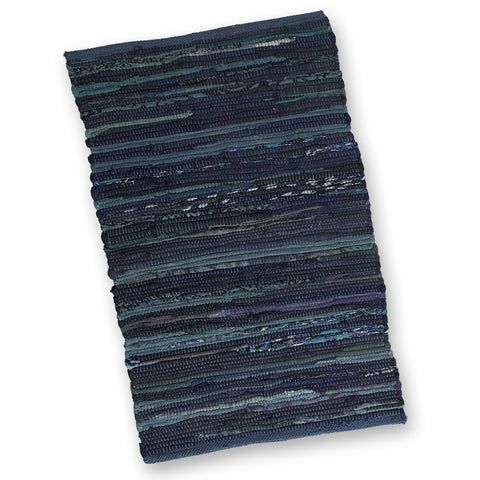 Wholesale - Blue Chindi Rug - DII Design Imports
