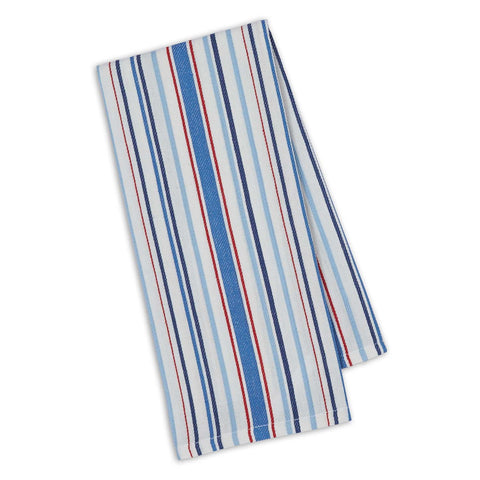 Wholesale - Nautical Stripe Dishtowel - DII Design Imports - 1