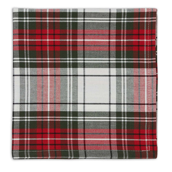 Christmas Plaid Napkin