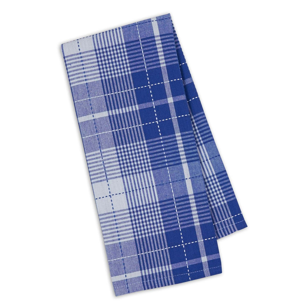 Wholesale - Blueberry Garden Plaid Dishtowel - DII Design Imports
