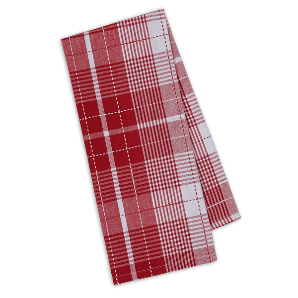 Wholesale Tango Garden Plaid Dishtowel - DII Design Imports